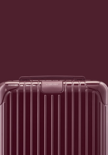 Berry Purple Suitcases