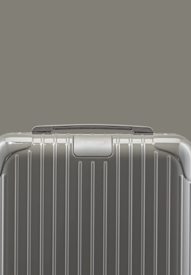 Slate Grey Suitcases